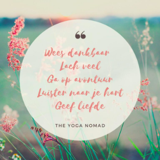 quote the yoga nomad