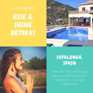 rise and shine retreat spain